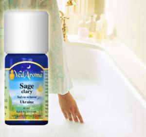 Sage Clary Vedaroma Essential Oils