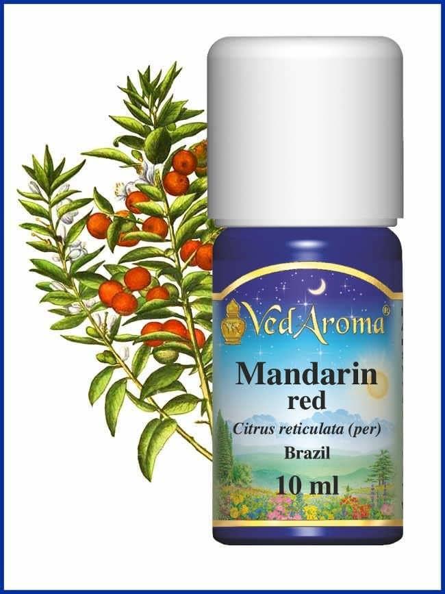 mandarin red citrus reticulata