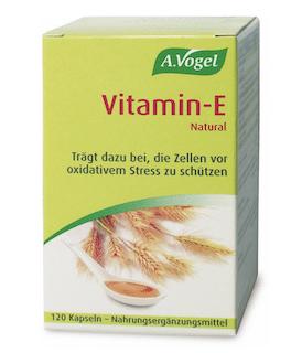 A. Vogel Kapseln Vitamin E