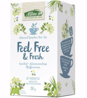 Allos - Feel Free and Fresh Tea - 30g