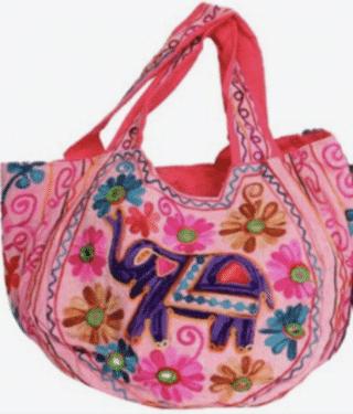 Bag Pink color