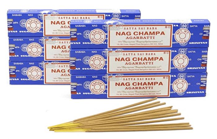 Bâtonnets d'encens Satya Nag Champa -