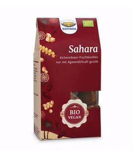 Sahara Konfekt, Bio