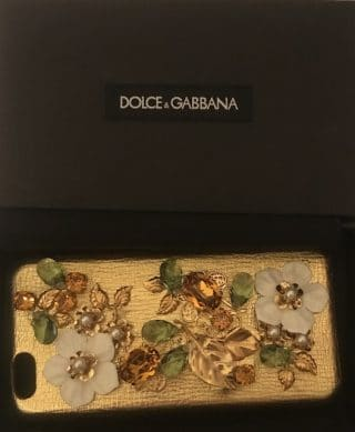 Dolce & Gabbana Frame (iPhone 6)
