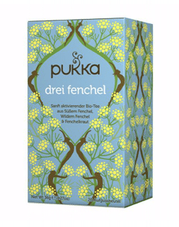 Pukka Drei Fenchel Tee, Bio