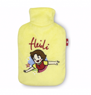 Emosan Hot water bottle with Heidi – 0,8 l