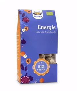 Energie Kugeln, Bio