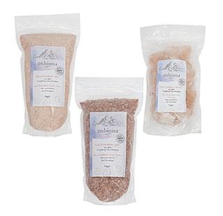 Eubiona Pink Crystal Salt