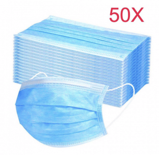 Mundschutz Hygienemasken à 50 Stück