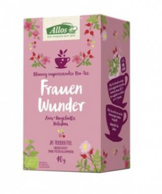 Frauen Wunder Tea 40g - Allos