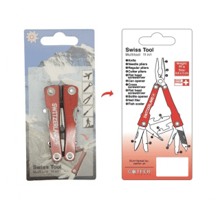 MULTI TOOL RED COTFER