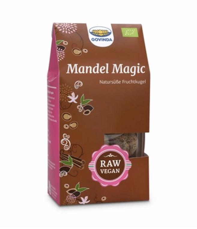 Mandel Magic Kugeln, Bio