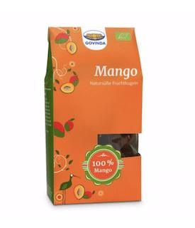 Mango Kugeln, Bio