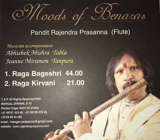 Mood Of Benaras Pandit Rajendra Prasanna-Flute