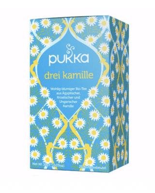 Pukka Drei Kamille Tee, Bio