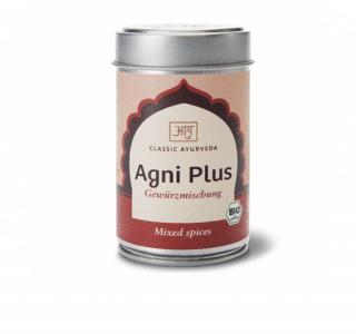 Agni Plus Gewürzmischung Bio