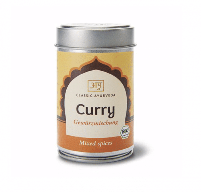 Curry Classic Ayurveda