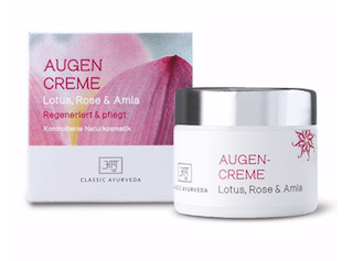 Augencreme Lotus, Rose & Amla