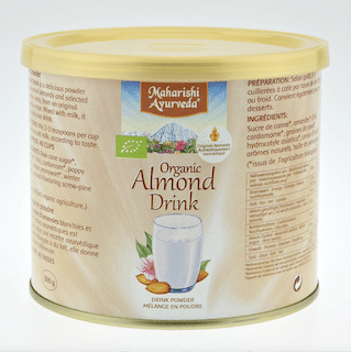 Maharishi organic Almond Drink