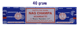 Nag Champa Satya Sai Baba Incense 40 gram