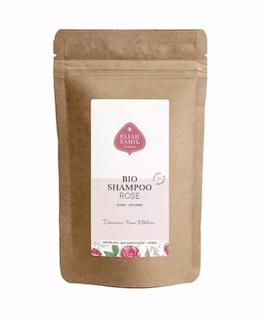Shampoo Rose Nachfüllbeutel, Bio