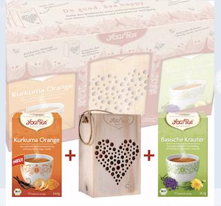 Yogi Tea Coffret Cadeau NID D'ABEILLES