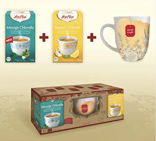 Yogi Tea Gift Set Feel Good Moments