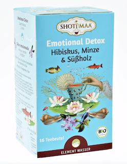 Emotional Detox Shoti Maa Tea bio