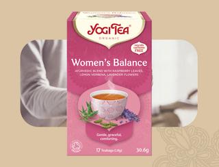 Équilibre féminin Yogi Tea bio