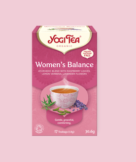 Frauenbalance Tee Yogi Tea Bio