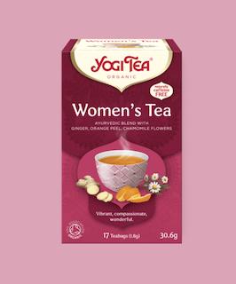 Frauentee Yogi Tea Bio