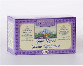 Gute Nacht Tee Maharishi Ayurveda