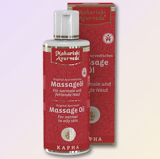 Kapha Massage Oil Maharishi