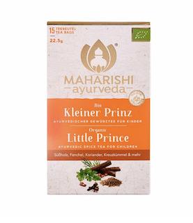Little Prince Tea Maharishi, organic,