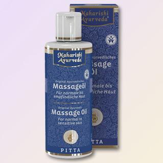 Pitta Massage Oil Maharishi