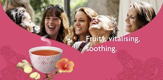 Women's Energy Yogi Tea organic