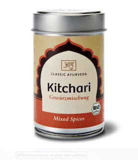 Kitchari spice blend organic