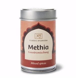 Methia hot spice mixture, organic