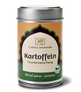 Potato spice blend organic, 50 g