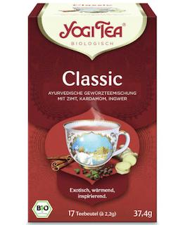 Classic Yogi Tea organic