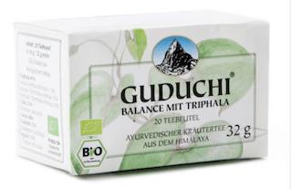 Guduchi - BIO Balance Tee mit Triphala