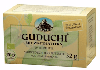 Guduchi Zimtblätter Tee Bio