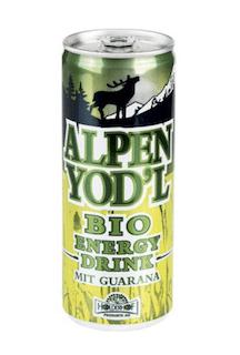 Holderhof Bio Alpen Yod'l Energy Drink