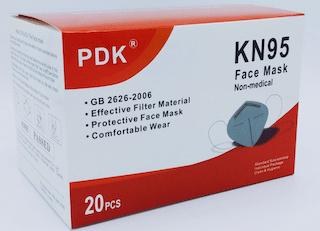 KN95 Protective Mask (Box of 20)