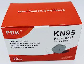 KN95 Schutzmaske (20 Stück)