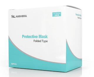 Maschere di Protezione KN95