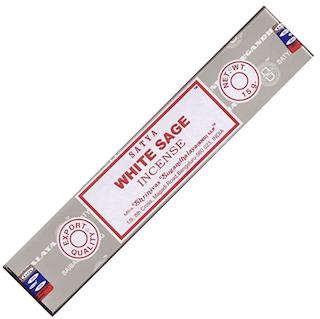 Nag Champa Satya White Sage Incense Sticks