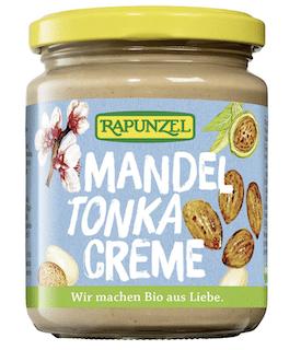 Rapunzel Bio Creme Mandel Tonka