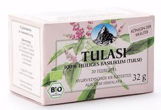 Tulasi (Tulsi) Tea organic, 20 teabags