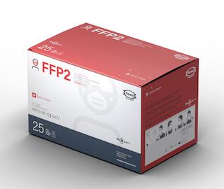 FFP2 respiratory protection mask MaXpert